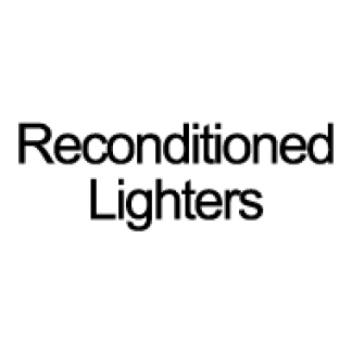 Reconditioned Lighters